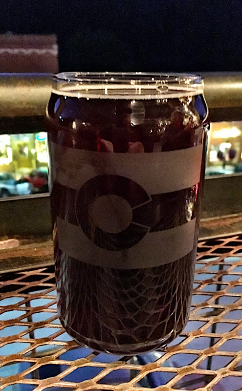 Kayle's Scottish Ale at Ouray Brewery