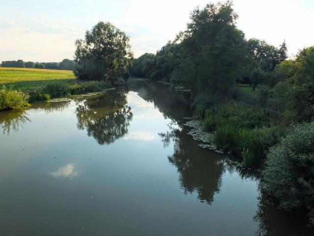 River Aisch