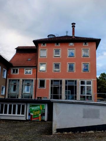 Wurth Brewery in Windischeschenbach