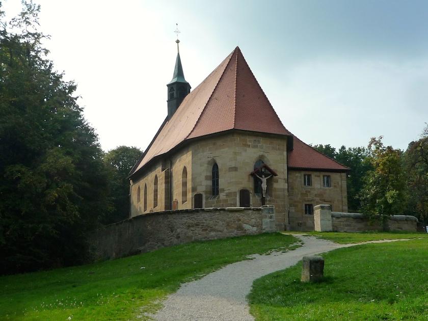 Kreuzberg pilgrimage chapel