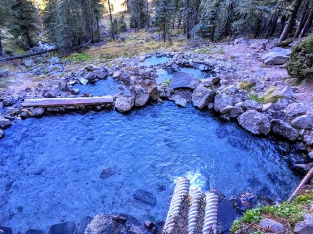 cascading pools