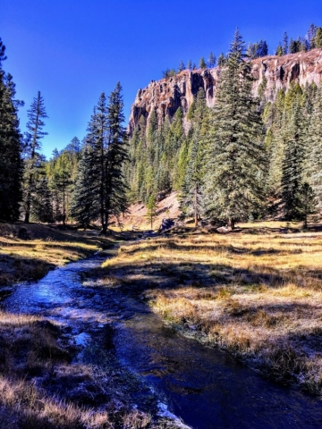valley floor