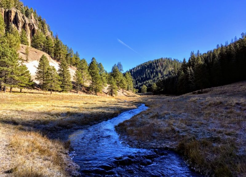 Hot Springs Hike