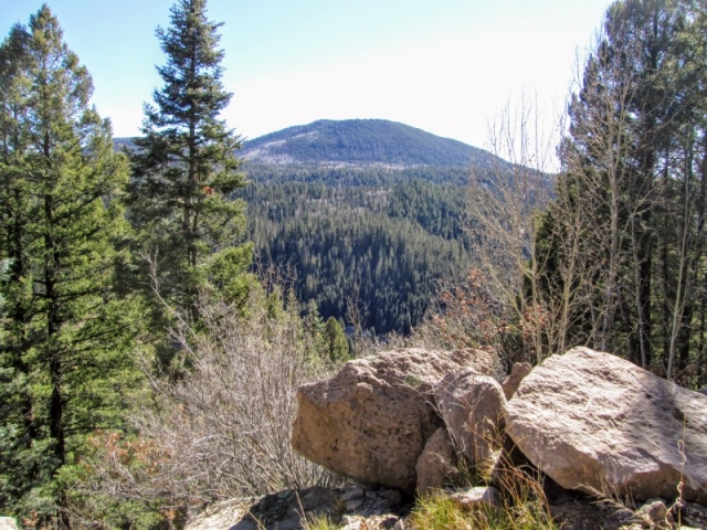 San Antonio Mountain