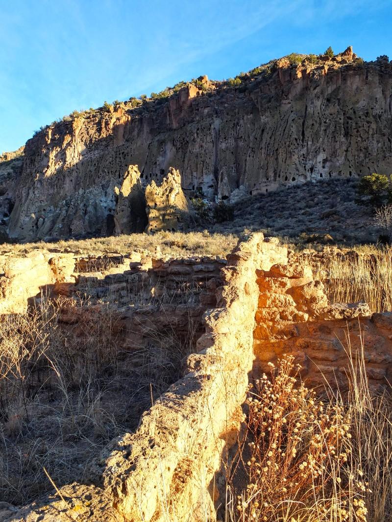 Frijole Canyon