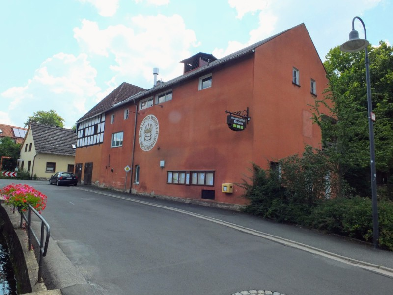 Bräuhaus Melkendorf - Brandholz Brewery