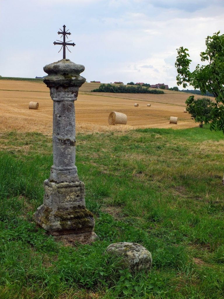 pathside shrine