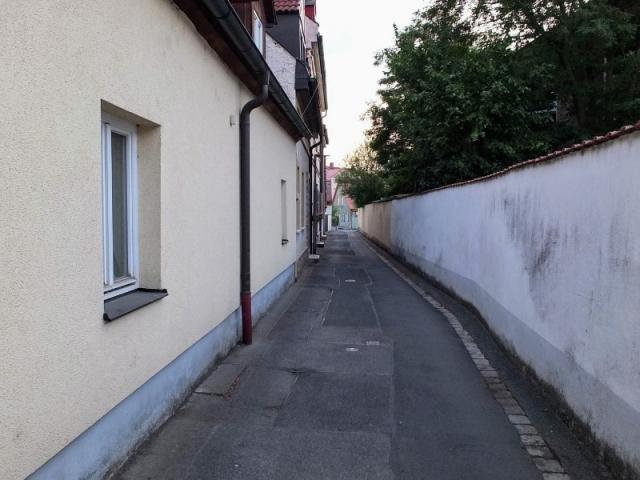 village pathway