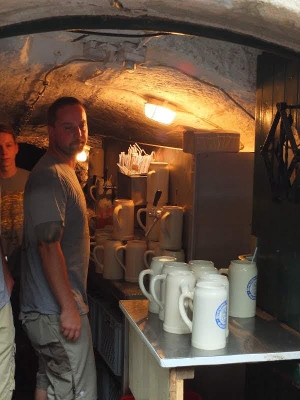 Neder Keller cellar seller