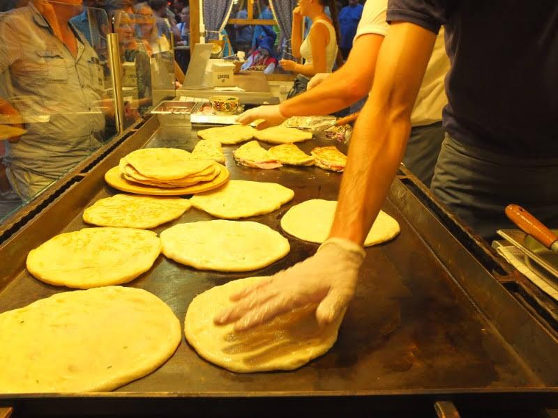 Bavarian tortillas?