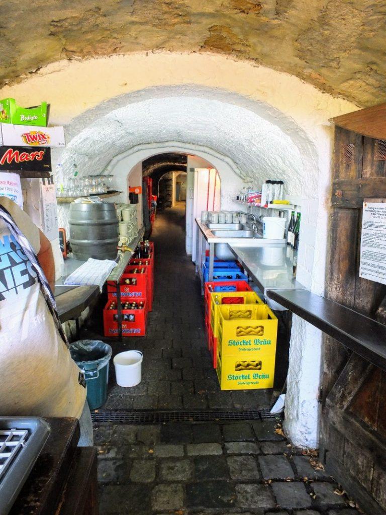Griess Keller cellar