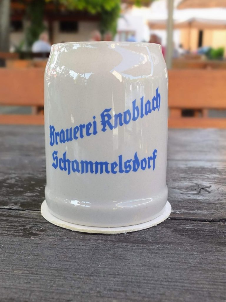 Brauerei Knoblach Kellerbier