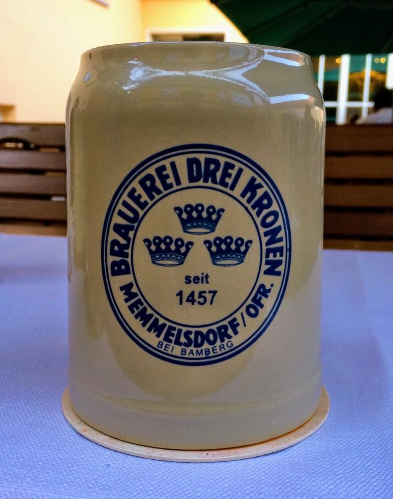 Brauerei Drei Kronen Zwickelbier