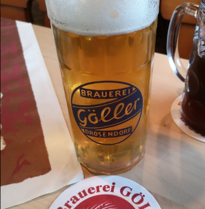 Brauerei Goller Lager - image by Andreas E.