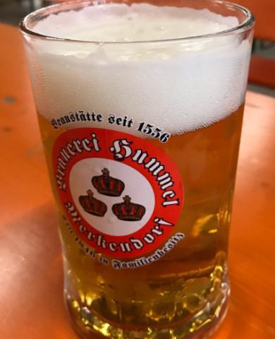 Brauerei Hummel Helles - image by Matthias J