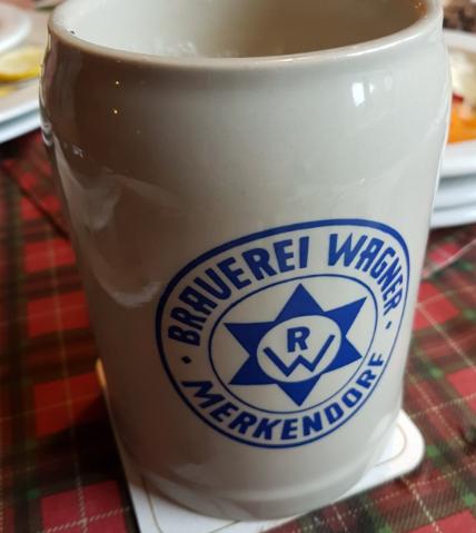 Brauerei Wagner Kellerbier - image by Michael S.