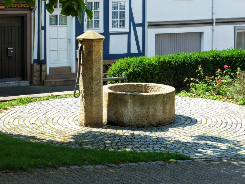 old town well