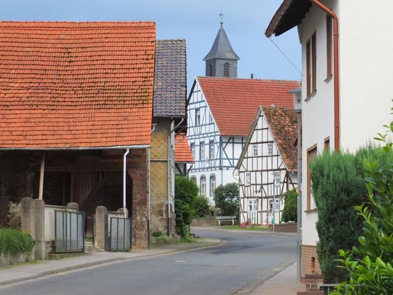 ancestral village