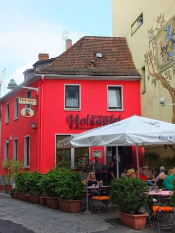 gasthaus in Wurzburg