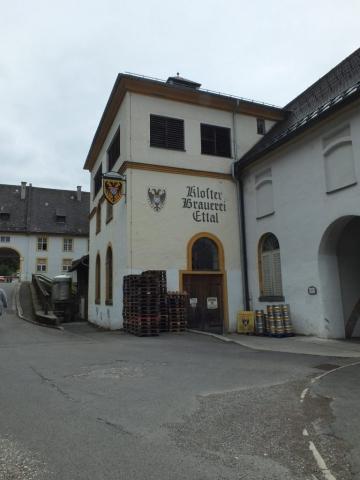 Kloster Ettal brewery