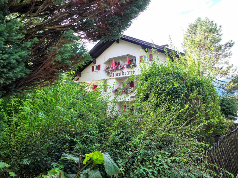 Alpenkranz Pension - home away from home
