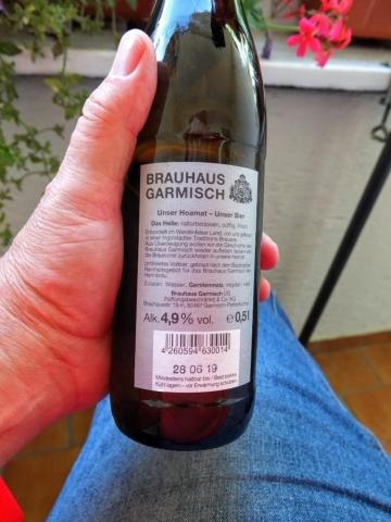 Brauhaus Garmisch Hell