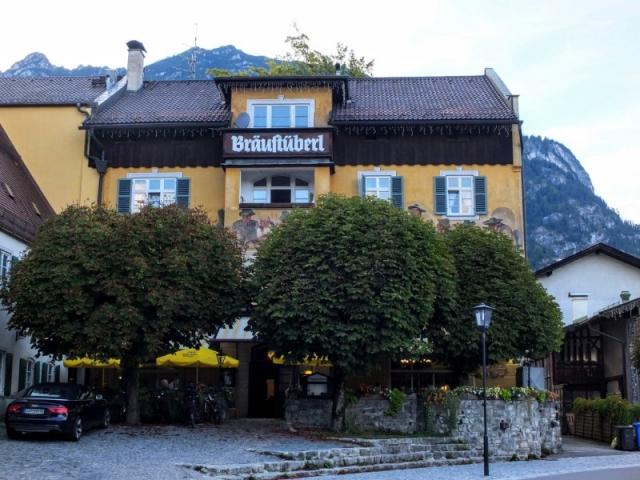 Bräustüberl Garmisch