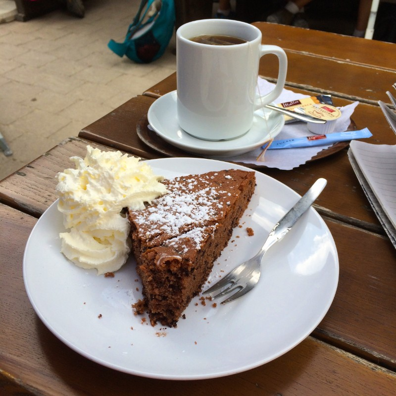 afternoon treat