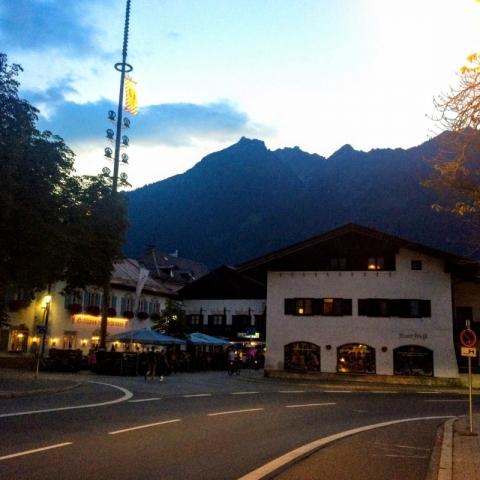 sunset town center