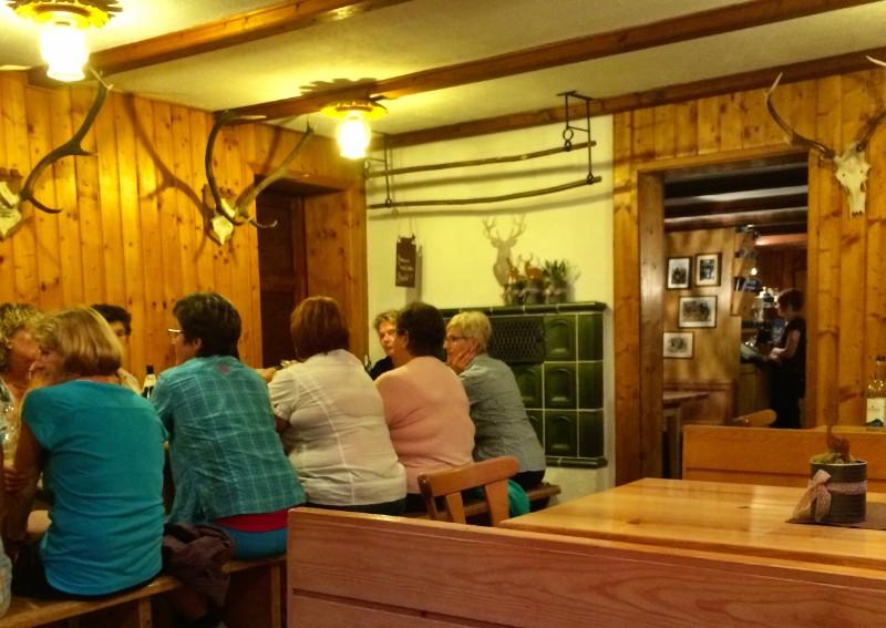 Kenzenhutte canteen