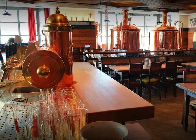 Schlossbrauerei Schwangau brew pub & kit