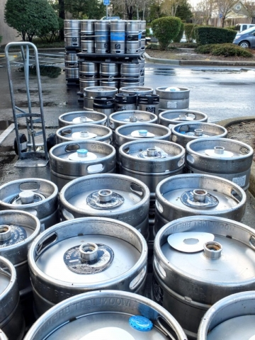Moonlight kegs