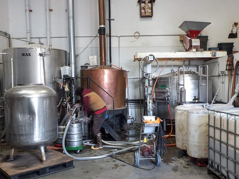 Moonlight brew house