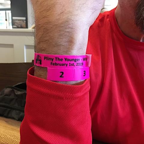 Pliny the Younger rationing bracelet