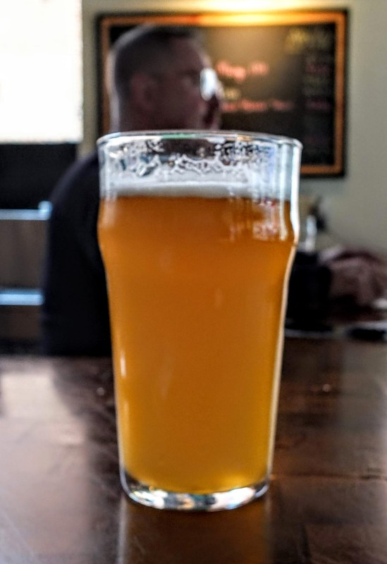 Agent Orange Pale Ale