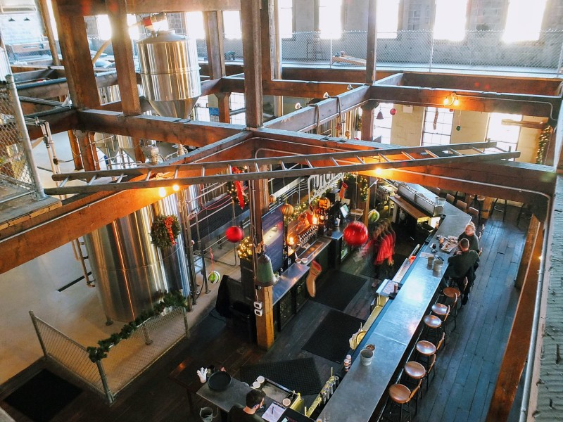 Spring House Brewing Company