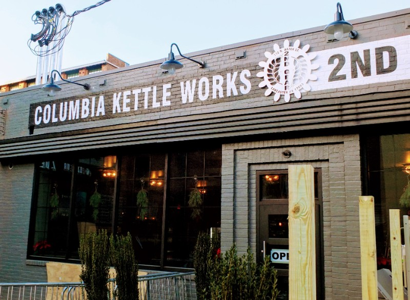 Columbia Kettle Works Taproom
