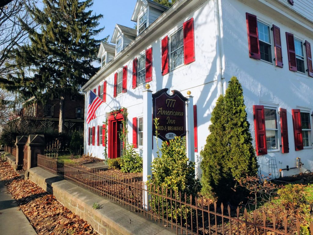 Americana B&B is home to the Black Forest Brewery