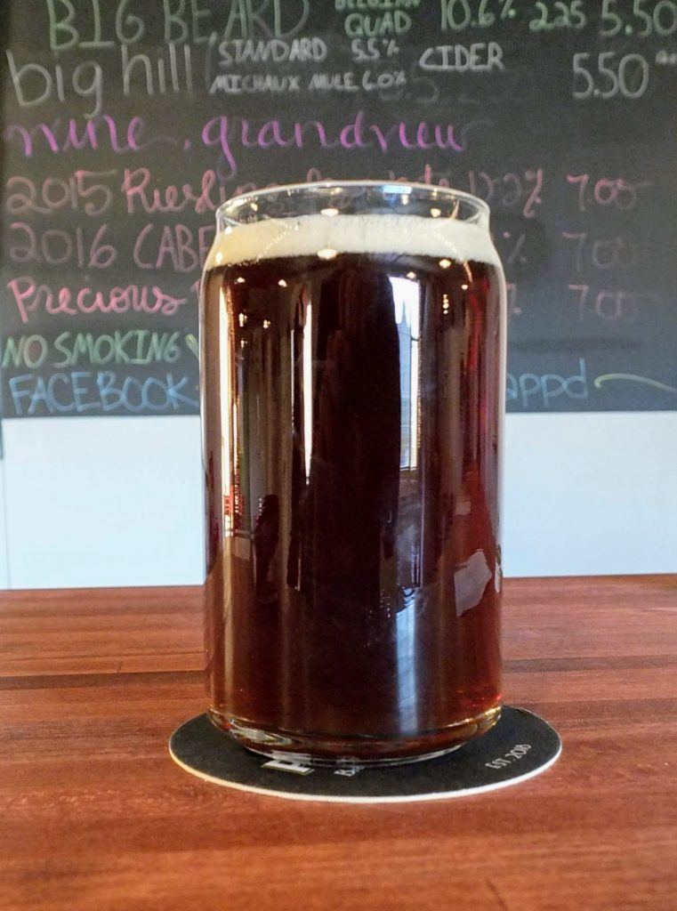 Rusty Knife Brown Ale