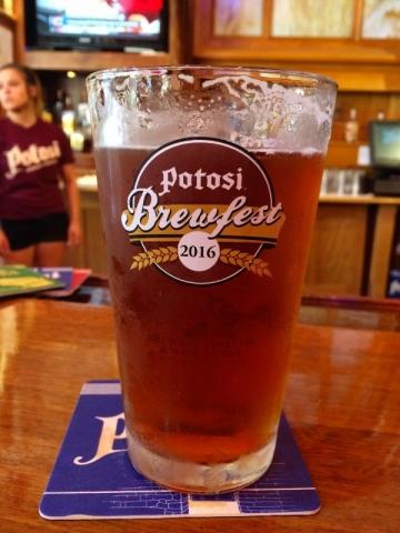 Potosi Cave Ale