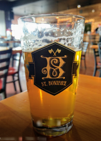 Commonplace Pilsner -image by Timothy Schultz