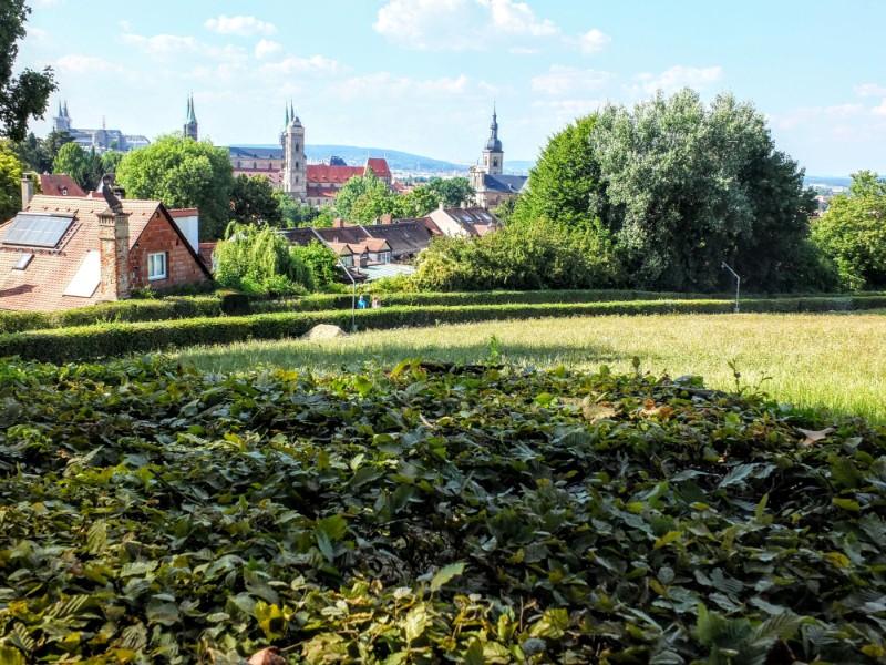 view fro the Staphansberg (Spezial Keller)