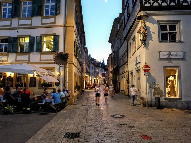 twilight street