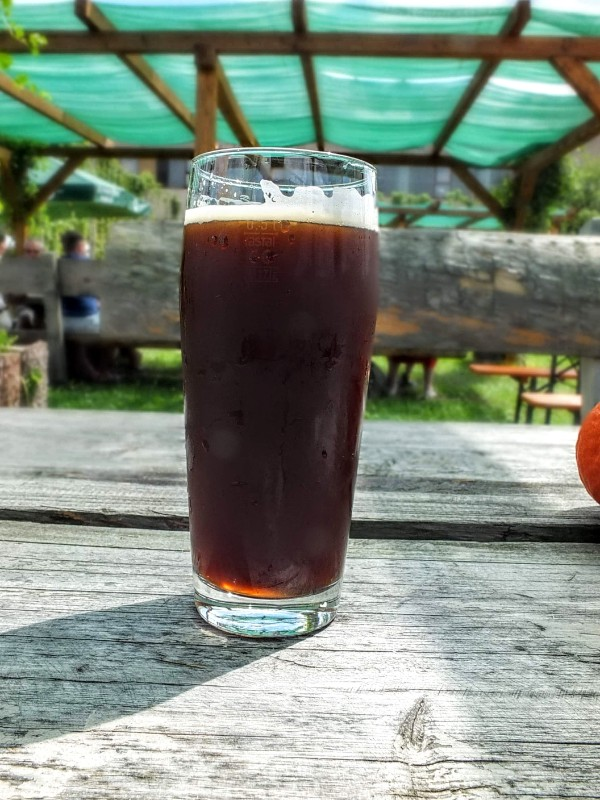 Hopfengarten Smokey Hop Bier