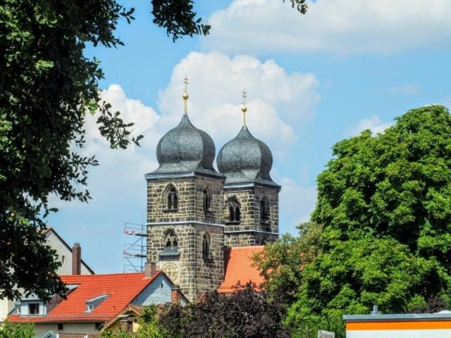St. Gangolf - oldest church