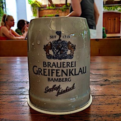 Brauerei Greifenklau Zwicklbier