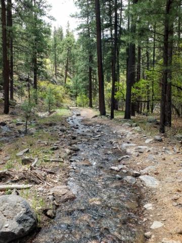 Paliza Creek