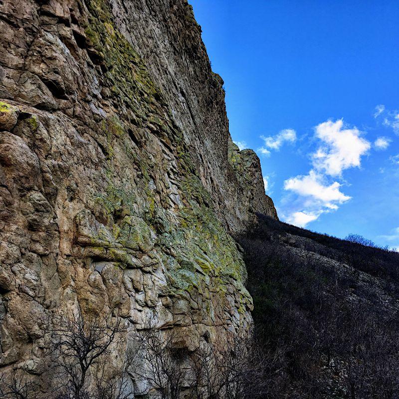 Dike wall