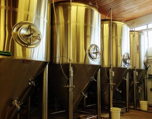 Jeremiah Johnson brewery