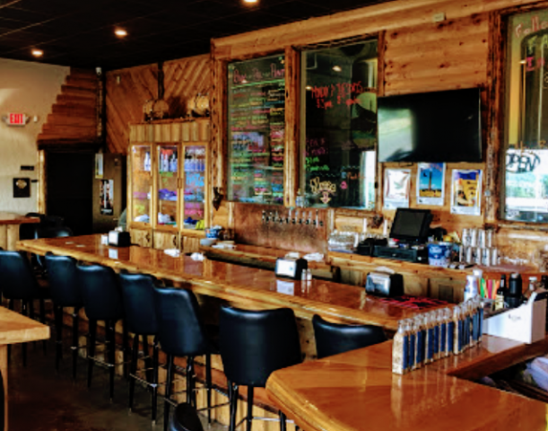 Black Eagle Brewery taproom